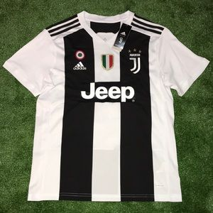 Adidas Juventus Ronaldo Soccer Jersey🆕